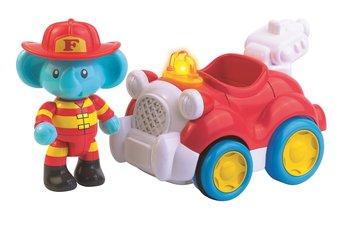 Dumel Discovery, wóz strażacki Florka