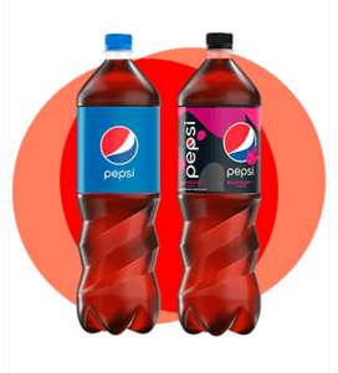 2x 1,5 L Pepsi wszystkie rodzaje 7,98 PLN