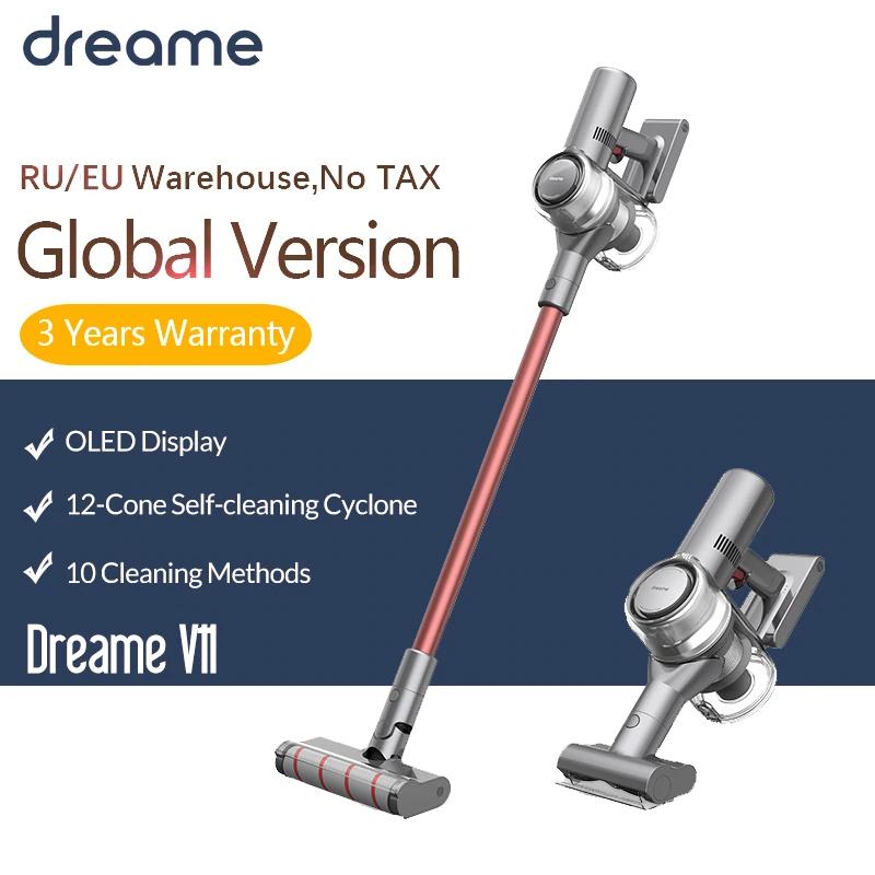 Odkurzacz pionowy Dreame V11, dostawa z Czech, za 35zł roczna gwarancja