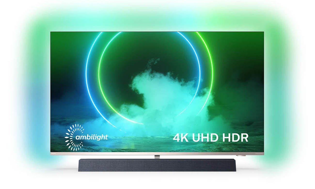 "Telewizor TV Philips 65PUS9435 65"" 4K Ambilight Soundbar Bowers & Wilkins"