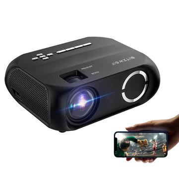 BlitzWolf®BW-VP11 LCD LED HD 6000Lm 1280x720 projektor z dostawą z Chin