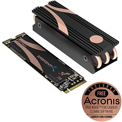 Dysk SSD Sabrent 2TB Rocket Nvme Gen4 PCIe 4.0 M.2 2280