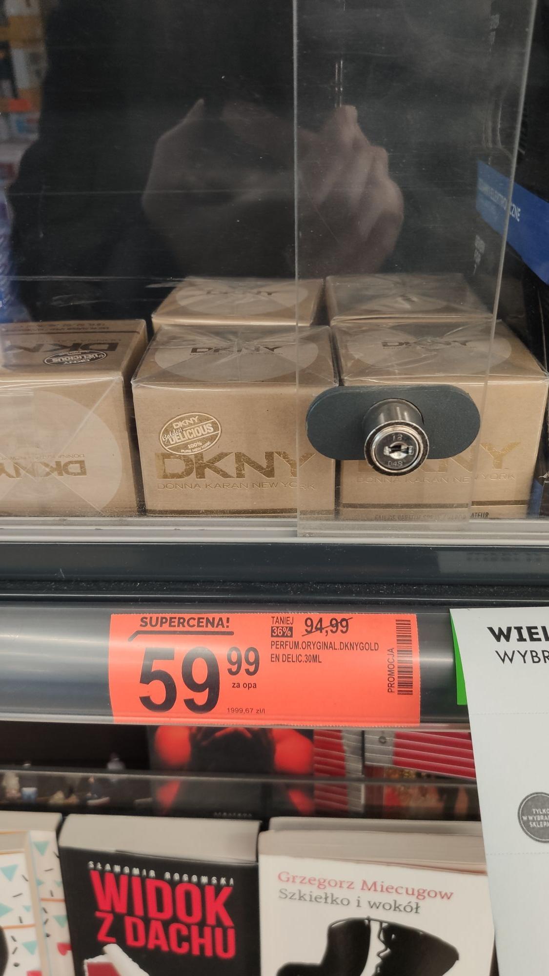 Perfumy Donna Karan DKNY Be Delicious golden 30 ml