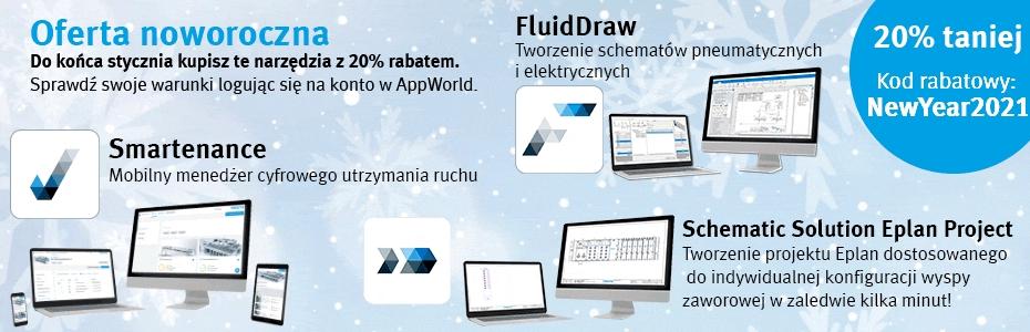 Festo FluidDraw 20% zniżki