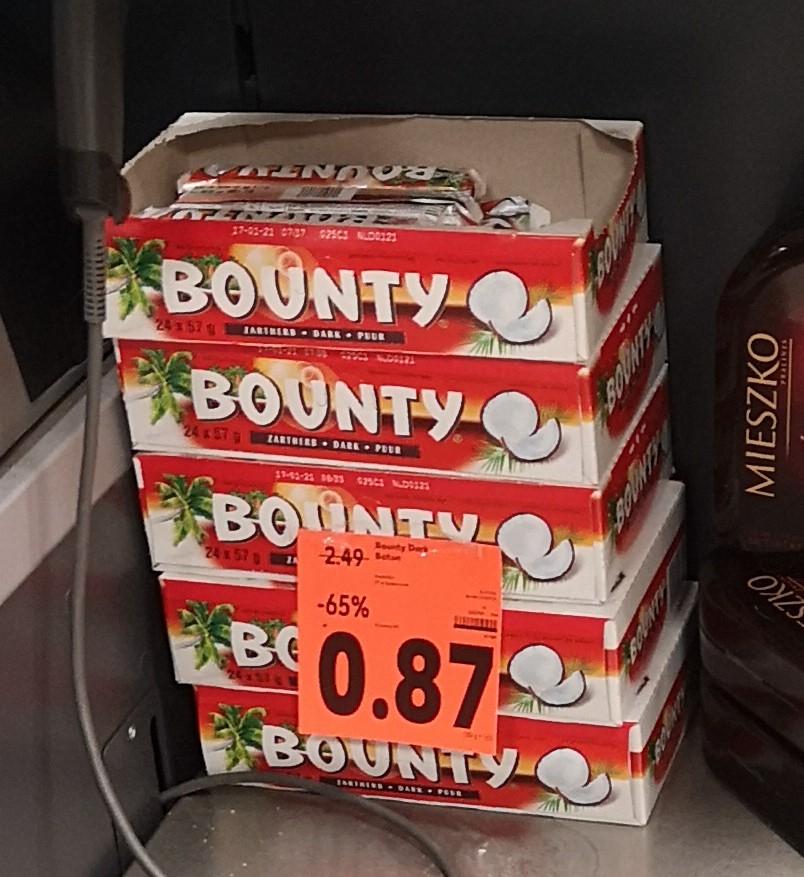 Baton Bounty wersja limitowana Dark