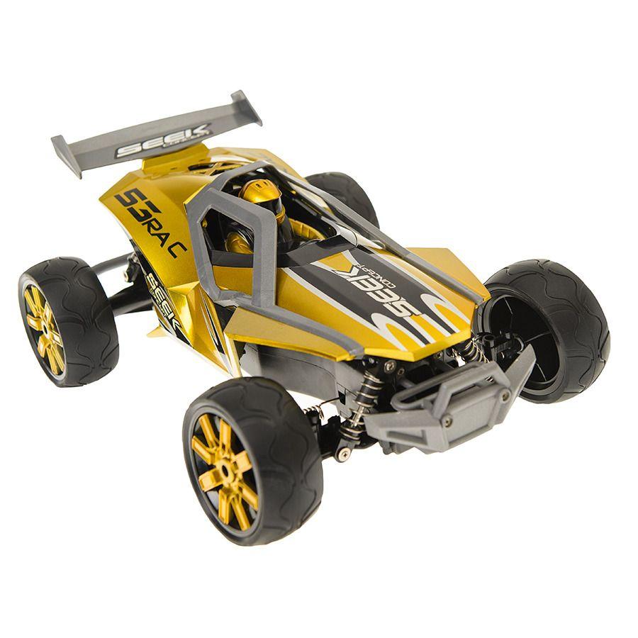 Pojazd zdalnie sterowany Buggy (Smiki) @Smyk / Prędkość do 18 km/h, zasięg 30m