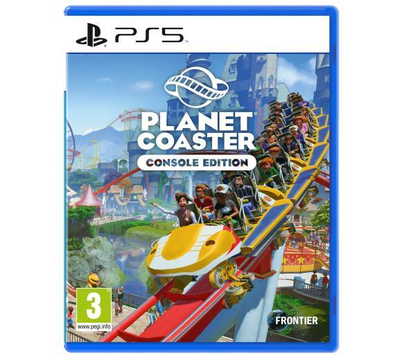 Gra Planet Coaster Console na PS5 w RTV EURO AGD