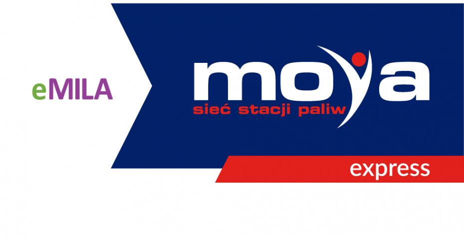 Kod rabatowy -7gr/l na stacji MoyaExpress (wcześniej eMila)