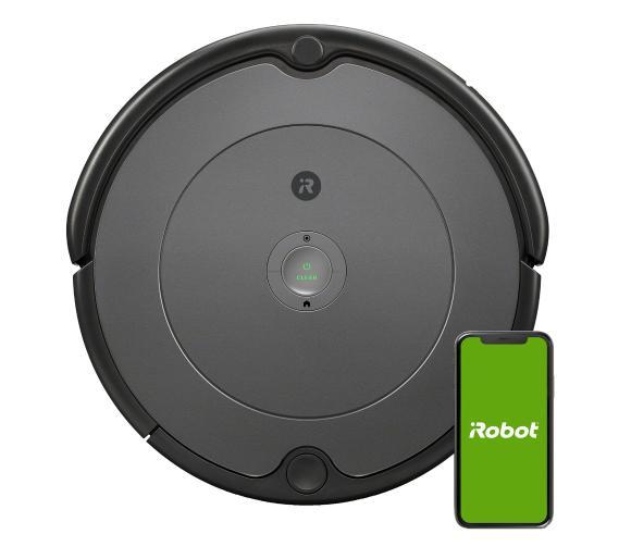 odkurzacz automatyczny iRobot Roomba 697 ( czas pracy: 90min, 65dB )