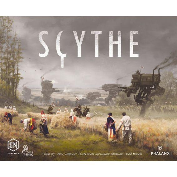 Scythe - gra planszowa edycja polska [przedsprzedaż dodruku]