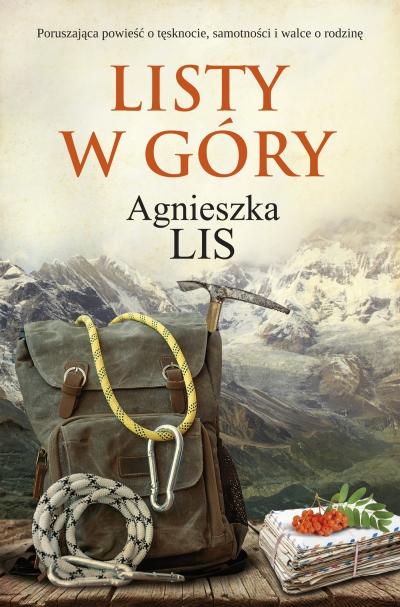 eBook Listy w góry - Agnieszka Lis