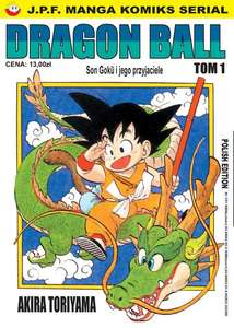 Dragon Ball tom 1 EBOOK w promocyjnej cenie