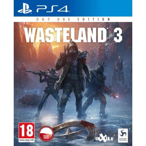 Gra Wasteland 3 - Edycja Day One (PS4 / PS5)