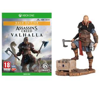 Gra Assassin's Creed Valhalla Złota Edycja + Figurka Eivor (Xbox One / Xbox Series X)