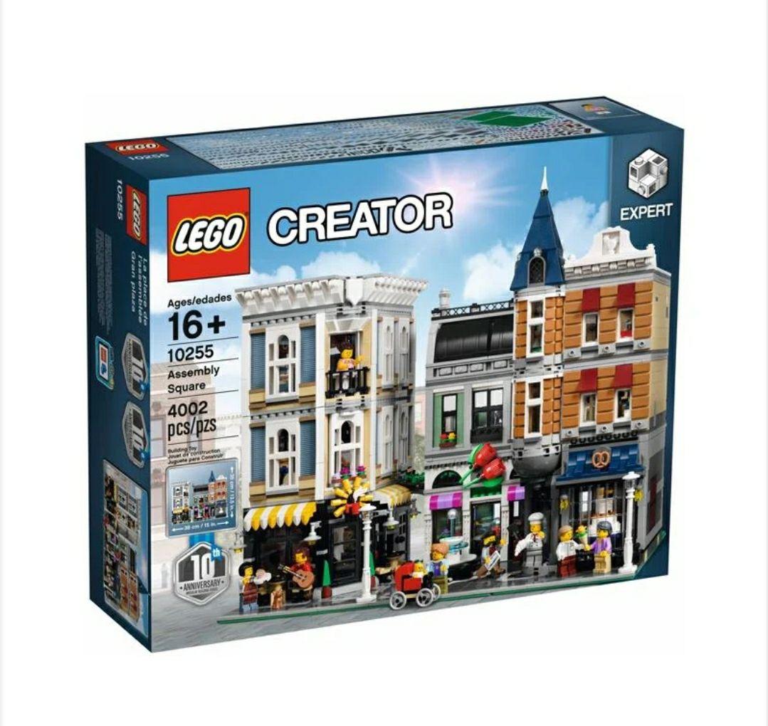 LEGO Creator 10255 Plac Zgromadzeń al.to