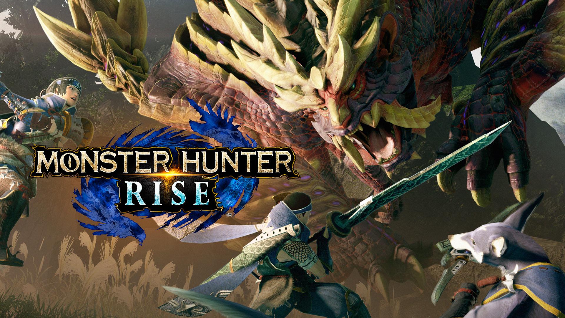 Monster Hunter Rise - Demo dostępne do 1 lutego - Nintendo Switch eShop