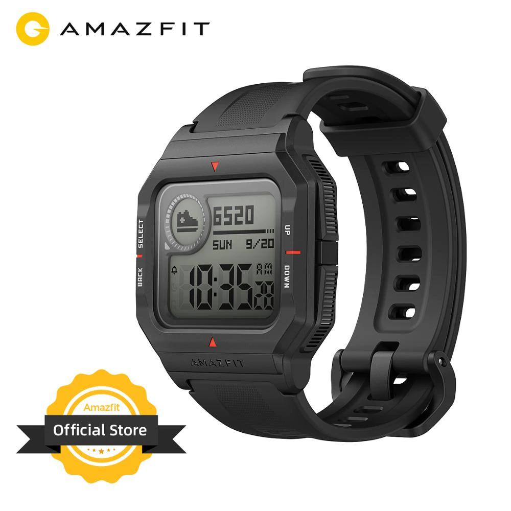 Smartwatch Amazfit Neo z Hiszpanii @AliExpress