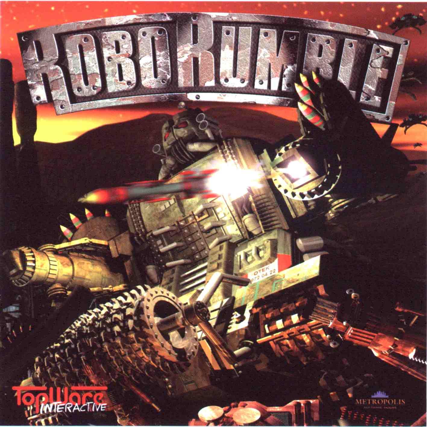 Robo Rumble na Steama za darmo @DLH
