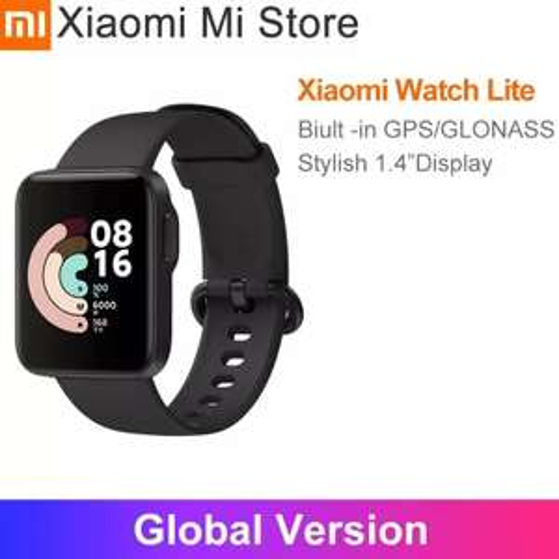 Xiaomi Mi Watch Lite z Chin $39,99