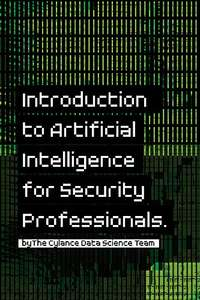 DARMOWY EBOOK Introduction to Artificial Intelligence for Security Professionals Kindle Edition