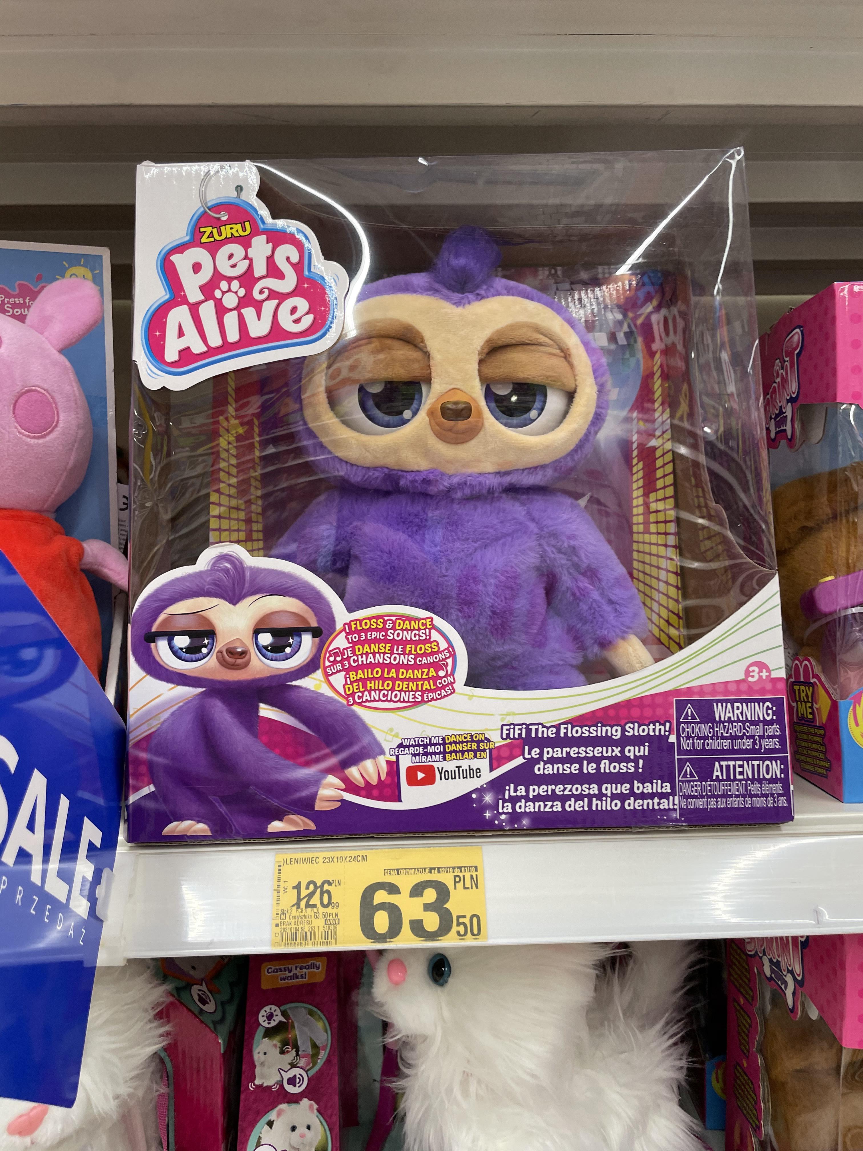 Auchan Janki -50% na niektóre gry, zabawki w tym edukacyjne