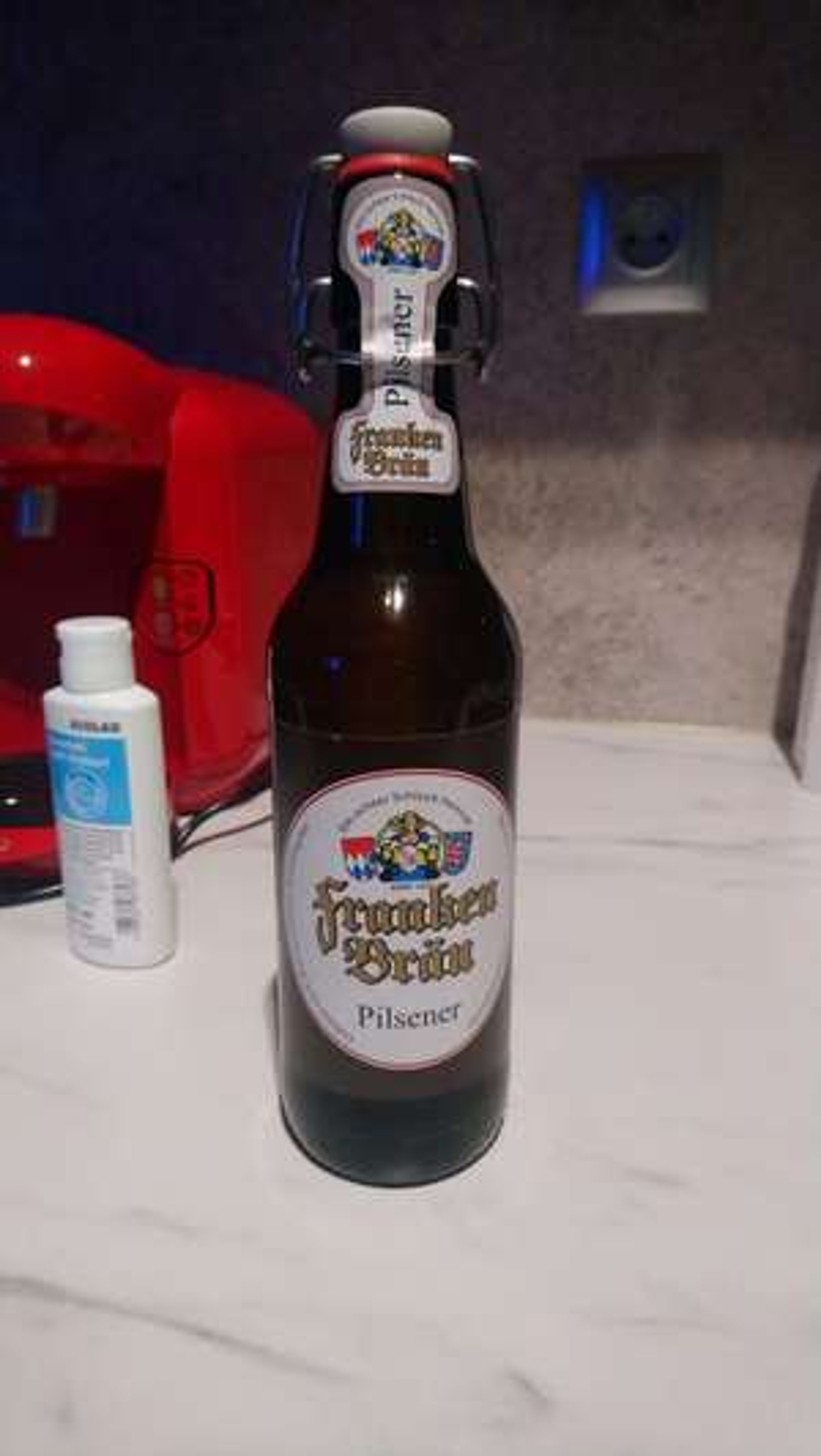 Piwo Franken Bräu Pilsener 0,5l KOCYK KRAKÓW