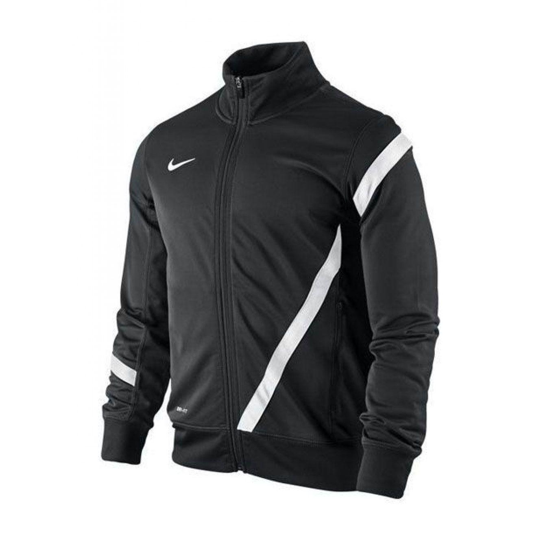 Bluza Nike Competition 12 Poly - czarna i niebieska