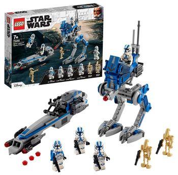 Lego Star Wars Żołnierze klony z 501. Legionu 75280