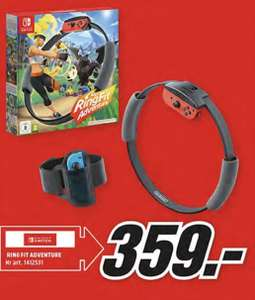 Ring Fit Adventure na NINTENDO SWITCH