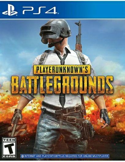 PlayerUnknowns Battlegrounds Gra PS4 (Kompatybilna z PS5)