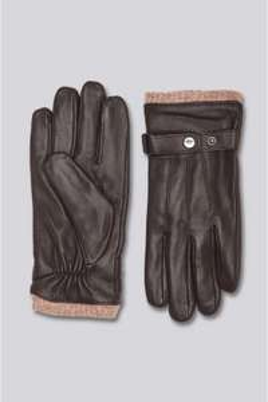 BYTOM Rękawiczki męskie skórzane (oraz wiele innych rzeczy np: czapki, szaliki, paski, poszetki)