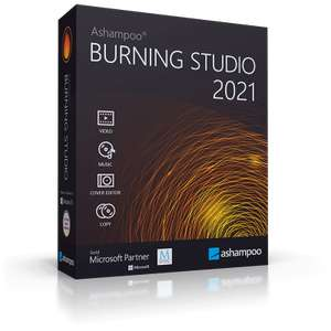 Program Ashampoo Burning Studio for PC