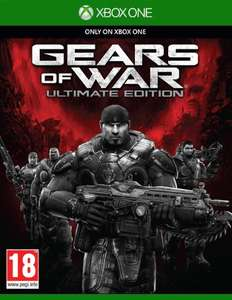 XBOXONE GEARS OF WAR ULTIMATE EDITION / NOWA / PL