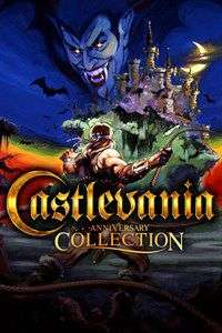 Castlevania Anniversary Collection steam