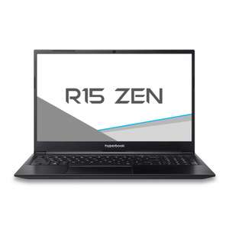 Hyperbook R15 Zen Ryzen 5 4500U od 15 stycznia podstawowa kofiguracja bez ramu i nvme
