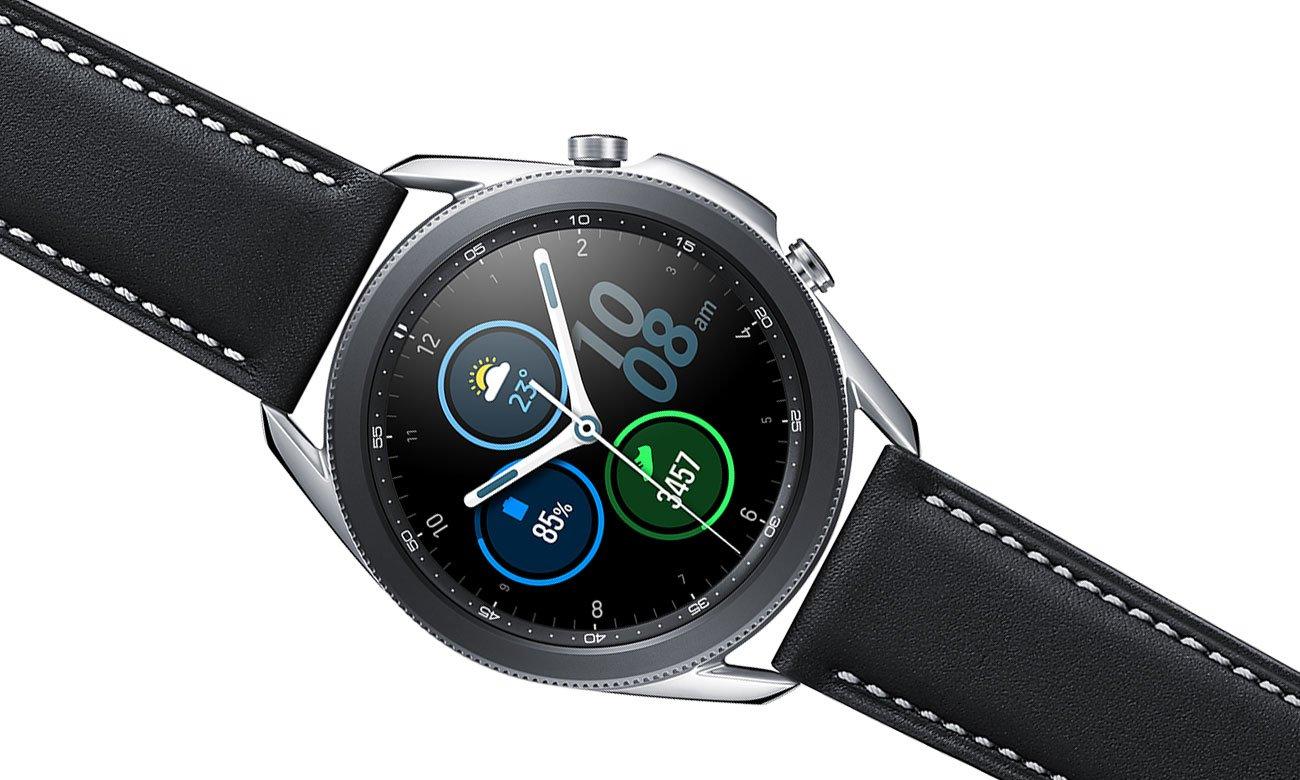 Samsung Galaxy Watch 3 R840 45mm Mystic Silver