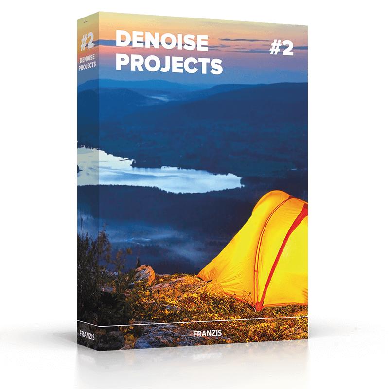 Franzis DENOISE projects Standard