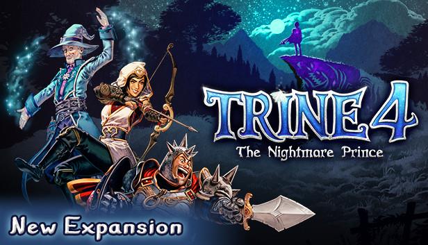 [STEAM/PC] Trine 4: The Nightmare Prince 26,99zł @ STEAM