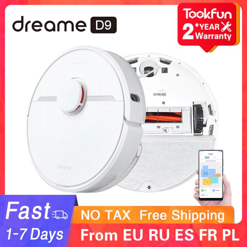 Odkurzacz Xiaomi Dreame D9 za $304,99
