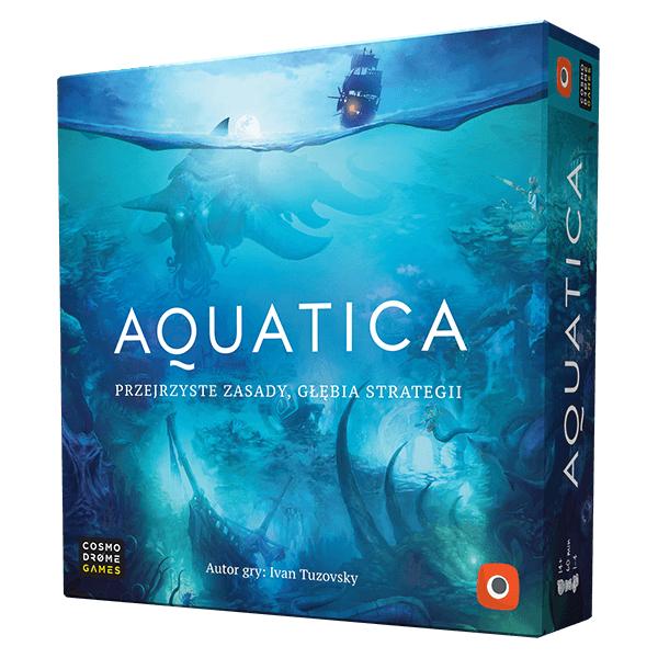 Aquatica Portal Games przedsprzedaż gra planszowa