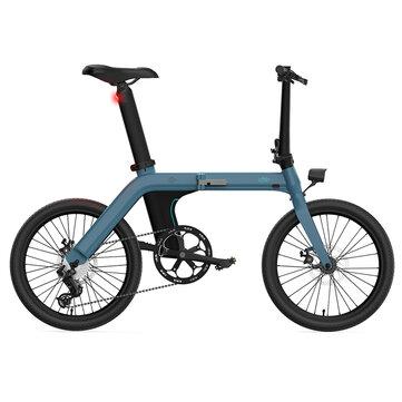 FIIDO D11 250watowy elektryczny rower z wysyłką z Czech
