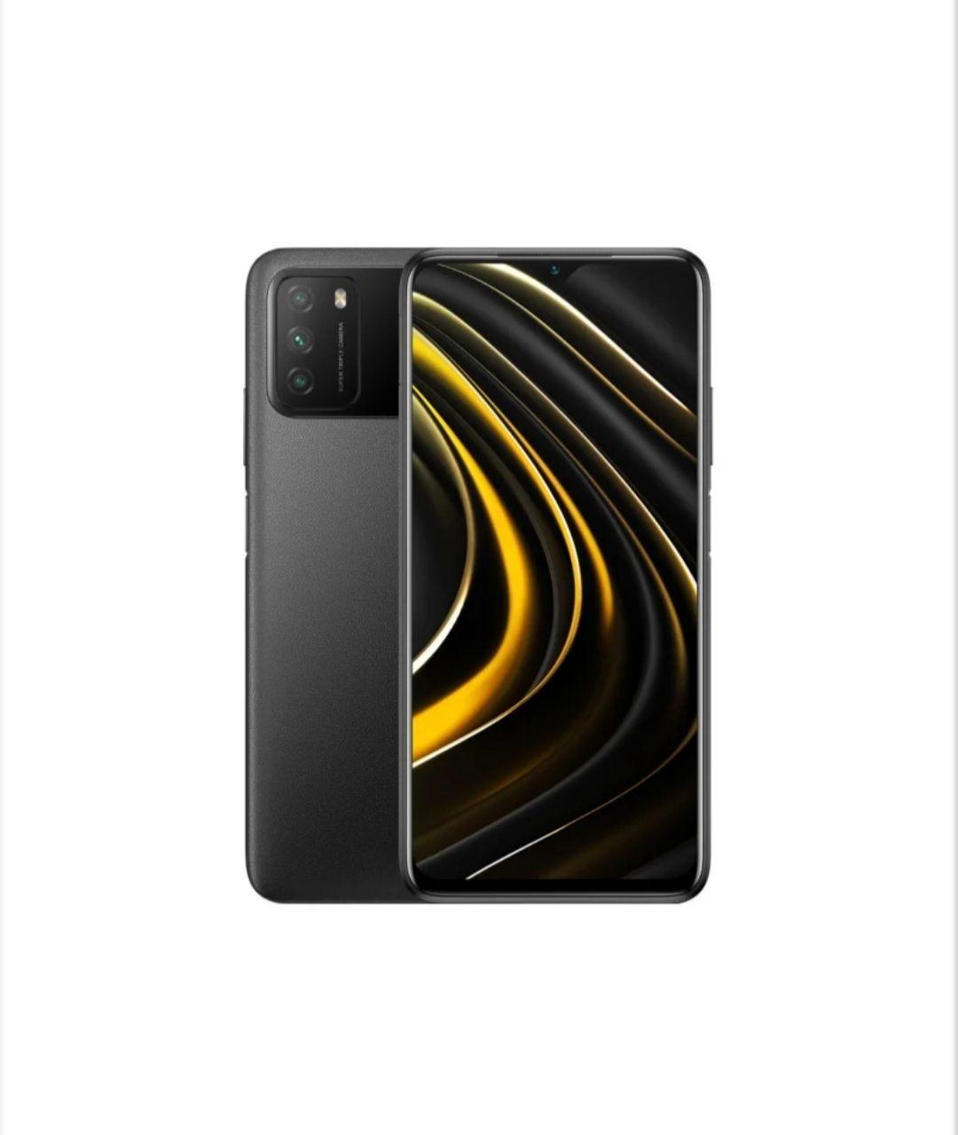 Xiaomi POCO M3 4/128GB Power Black