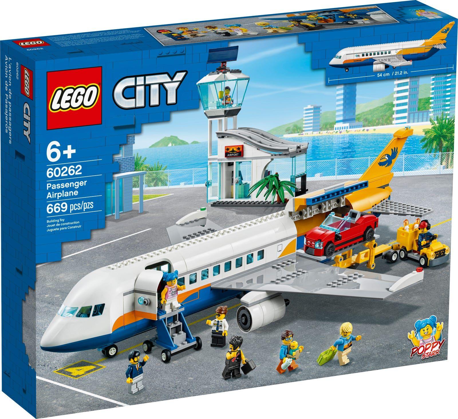 LEGO® City 60262 + 60233 trochę taniej na Wildberries