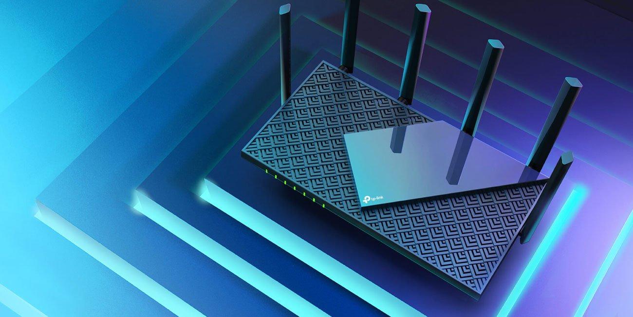 Router TP-Link Archer AX73 (5400Mb/s a/b/g/n/ac/ax) x kom
