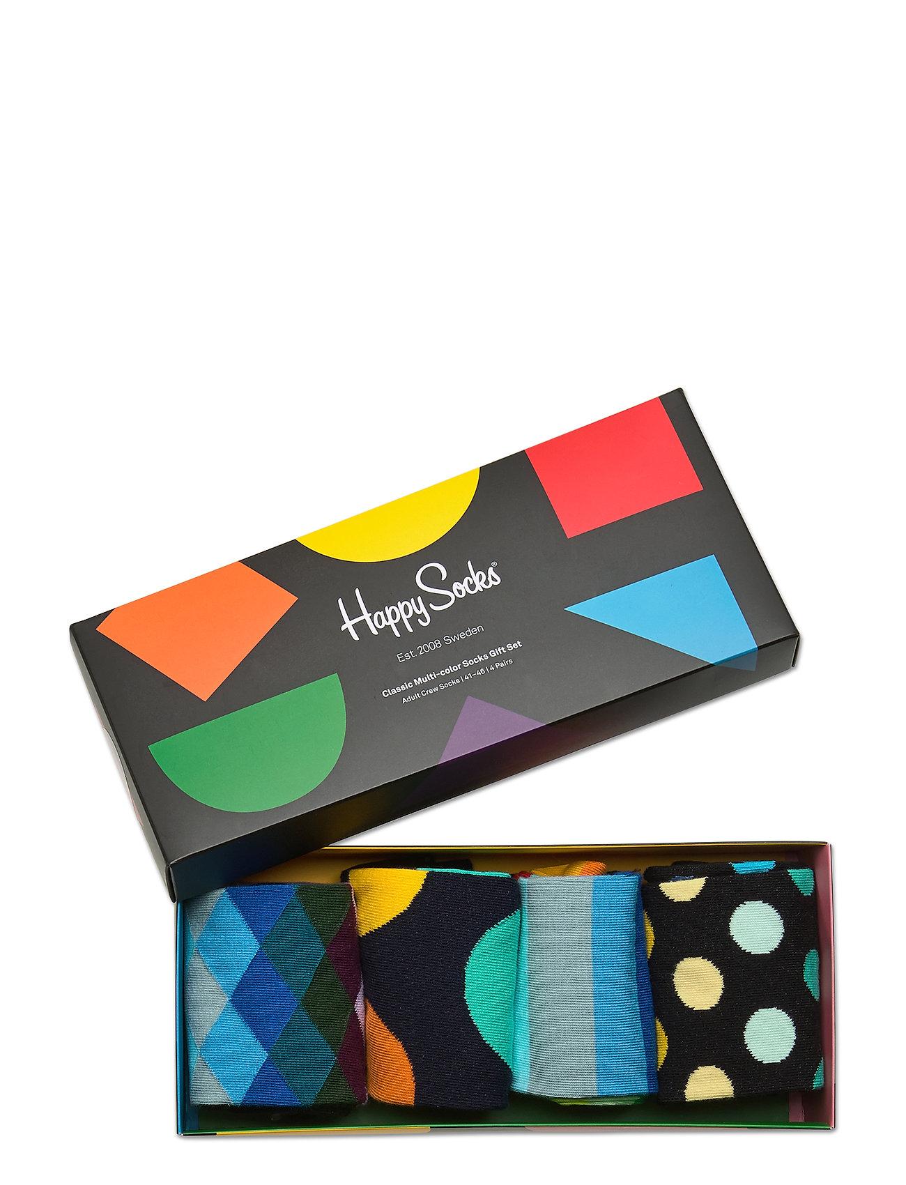 Happy socks 4pak 41-46