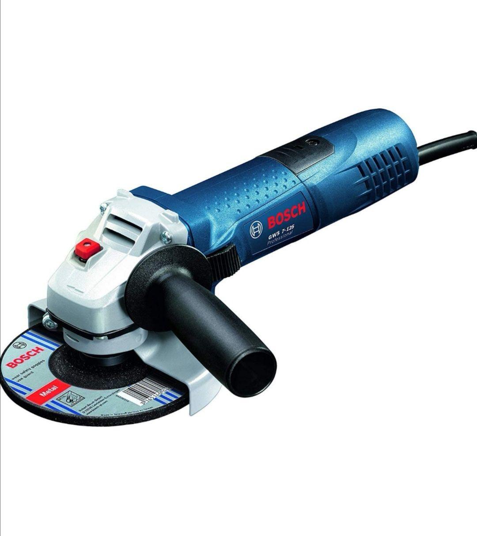 Bosch Szlifierka kątowa GWS 7-125 Professional.