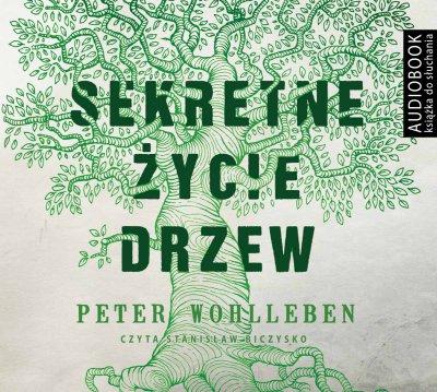 eBook (audiobook) Sekretne życie drzew - Peter Wohlleben