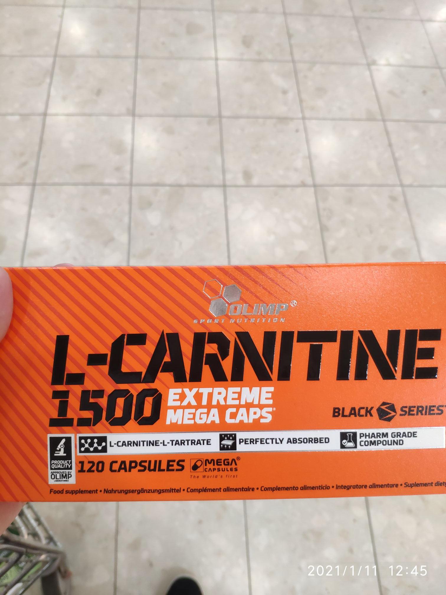 Olimp L-Carnitine