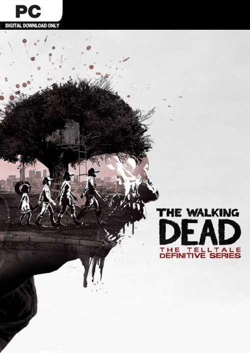 PC The Walking Dead: The Telltale Definitive Series (cdkeys)
