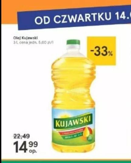 Olej Kujawski 3L. Tesco